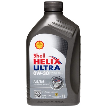 Shell Моторное масло Ultra ECT 0w30 A5/B5 1л.