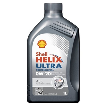 Shell Моторное масло Ultra 0W20 1л.